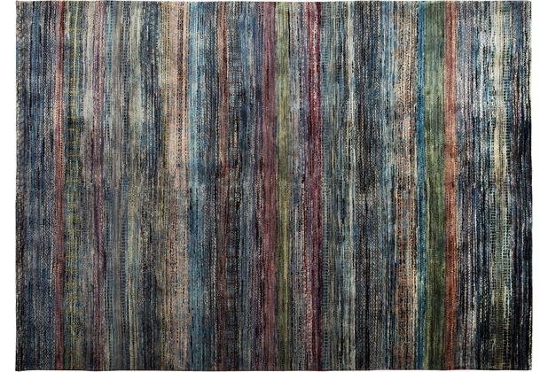 Zaba Teppich Rio Multi-II mehrfarbig 70 x 140 cm