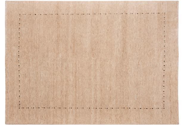 Zaba Teppich Sahara sand 70 x 140 cm