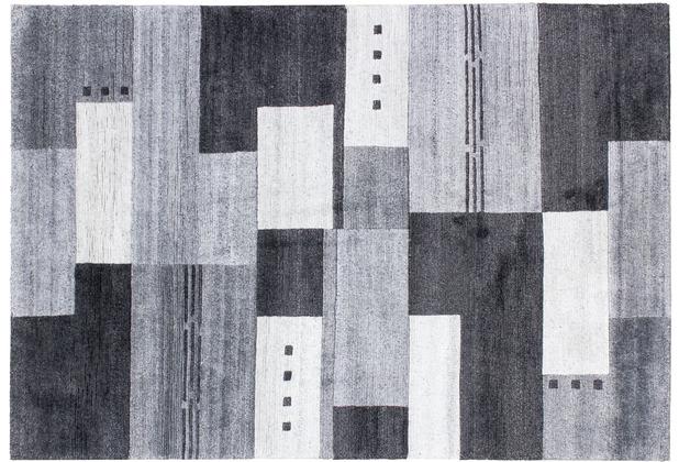 Zaba Teppich Sherpa all over grau 40 cm x 60 cm