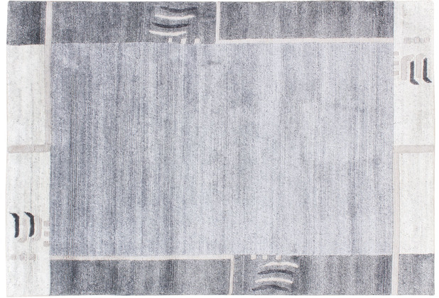 Zaba Teppich Sherpa grau 40 cm x 60 cm