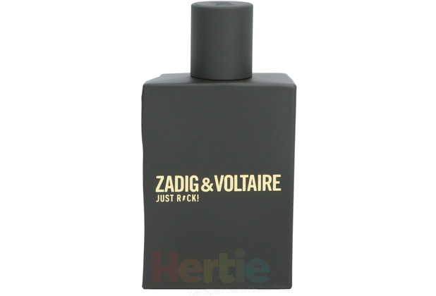 Zadig & Voltaire Just Rock! For Him EDT Spray 50 ml