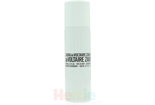 Zadig & Voltaire This Is Her scented deo spray 100 ml
