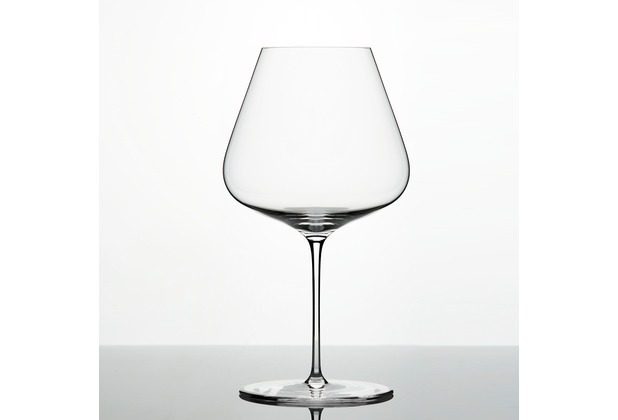 Zalto Weinglas Burgunder, 2er-Set, mundgeblasen