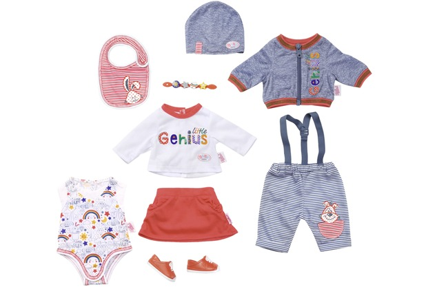 Zapf Creation BABY born Deluxe Kleines Genie Set