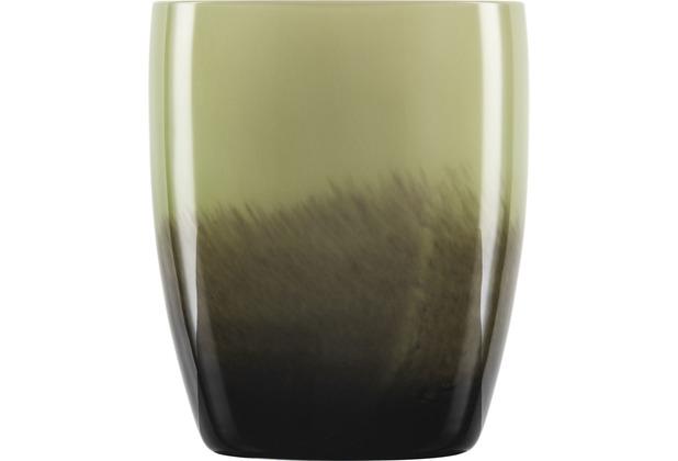 Zwiesel Glas VASE KLEIN SHADOW 140 OLIVE 1 Stück