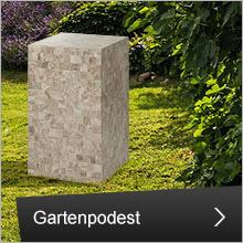 Gartenpodest