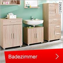 Wohnen und Einrichten , Komplett Badezimmer , Möbel , Komplett Zimmer