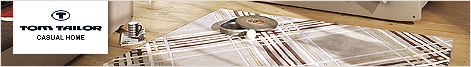 Tom Tailor , Wohnen und Einrichten , Teppich , Teppiche und Fußmatten
