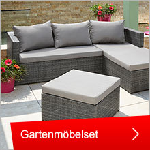 Gartenmöbel set mit eckbank  Gartenmöbel | Hertie.de