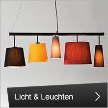Licht und Leuchten