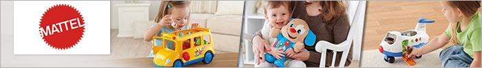 Mattel - Spielzeug, Spielwaren und Spiele für Babys, Kinder und Erwachsene
