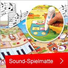 Dwinguler Soundspielmatte