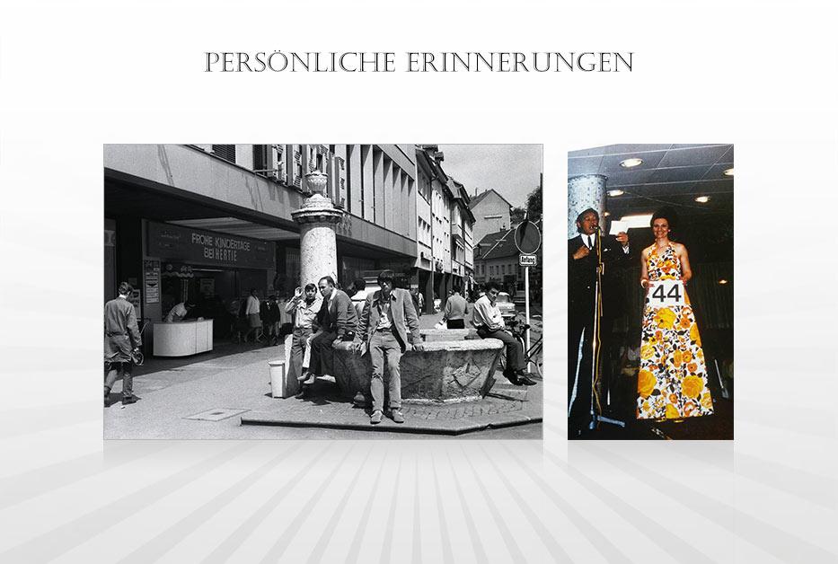 Hertie Online-Museum – Persönliche Erinnerungen