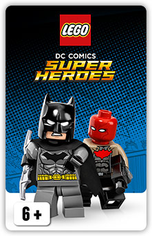 LEGO® DC Universe Super Heroes