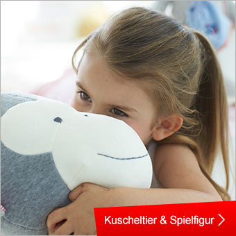 Käthe Kruse Kuscheltier und Spielfigur