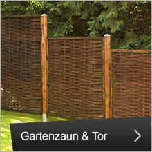 Gartenzaun