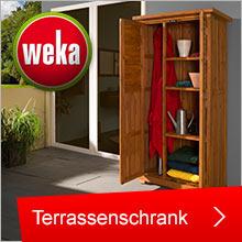 Weka Terrassenmöbel