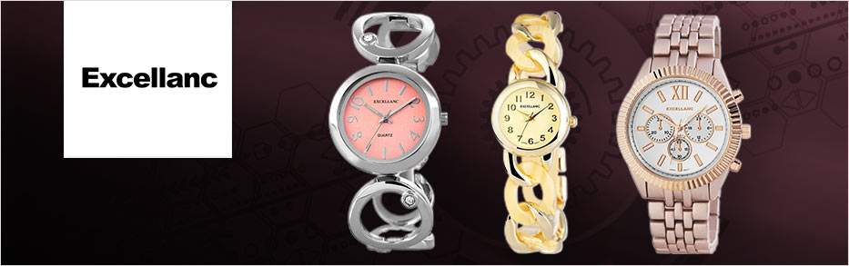 Excellanc Uhr, Hertie