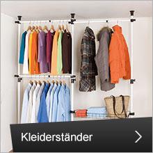 Kleiderständer Stange & Diener