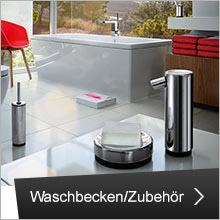 Waschbecken und Zubehör