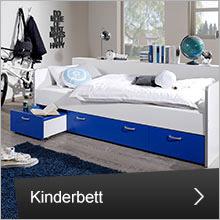 Jugend- und Kinderbett