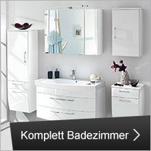 Komplett Badezimmer