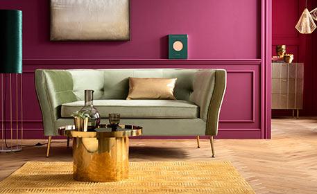 Kare Design Wohnzimmer | Hertie.de