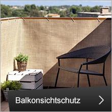 Balkonsicht- und Windschutz