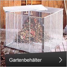 Gartenbehälter