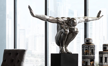 Kare Design Dekofigur & Skulptur