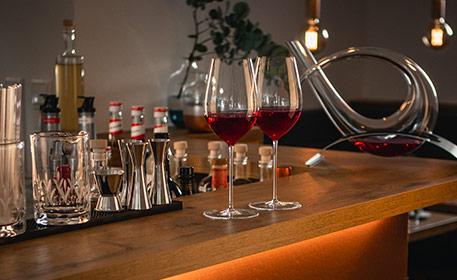 Eisch Weinglas