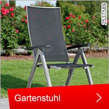 Gartenstuhl und Gartensessel