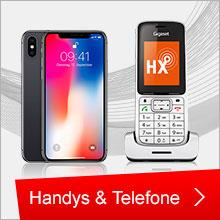 Handys und Telefone