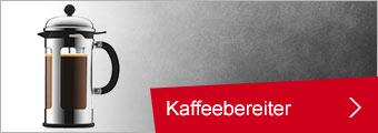 Bodum Kaffeebereiter & -filter