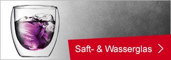 Bodum Saft-, Limonaden- & Wasserglas