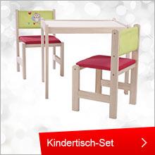 Roba Kindertisch mit Stühlen
