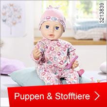 Puppen & Stofftiere