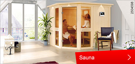Sauna & Wärmekabine