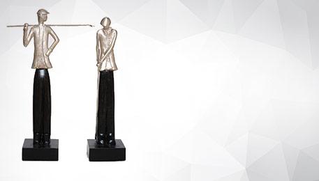 Holländer Dekofigur & Skulptur