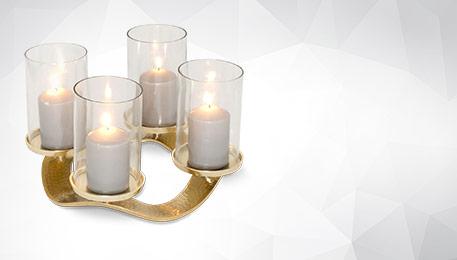 Holländer Kerzenständer