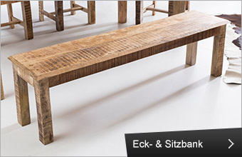 Wohnling Eck- & Sitzbank