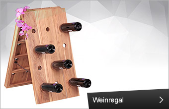 Wohnling Weinregal