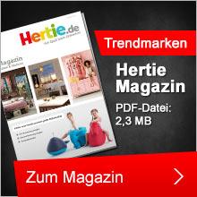 Hertie Magazin 2018 Trends im Herbst