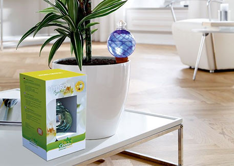 Bio Green Pflanzen und Dünger