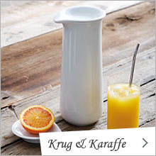 Kahla Krug und Karaffe