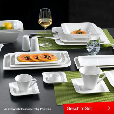 Geschirr-Service & -Set
