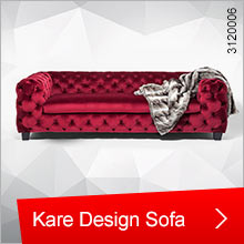 Kare Design Sofa