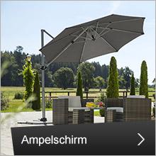 Sonnenschirm - Typ Ampelschirm