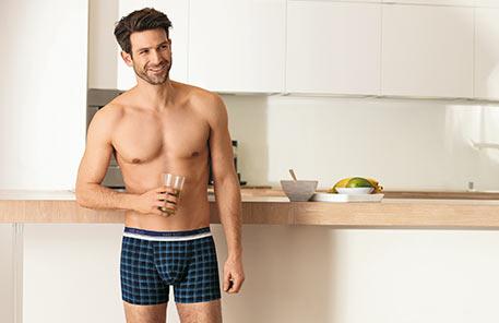 Unterwäsche Herren-Mode