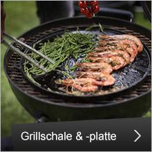 Grillschale & -platte